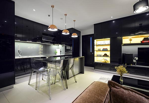 Cận cảnh căn hộ hơn 5 tỷ đồng choáng ngợp của Lương Bằng Quang 2