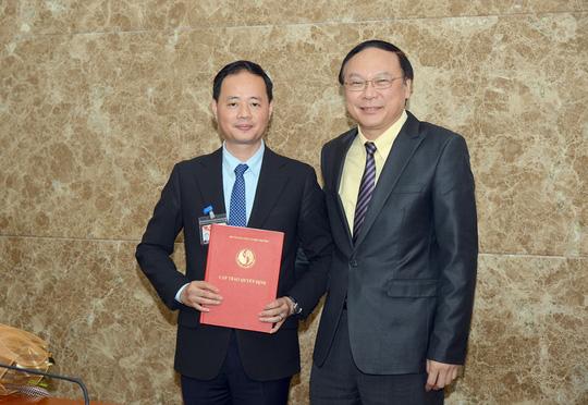 Bộ TN&MT thông tin việc em trai Bộ trưởng làm Tổng cục trưởng 1