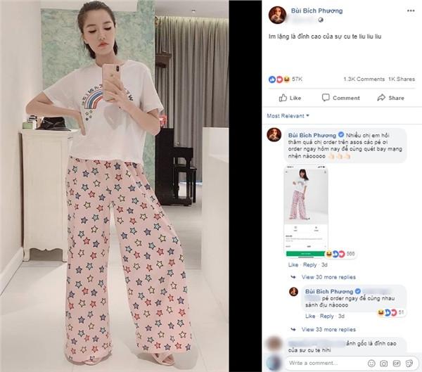 Bích Phương bị fans ruột dìm hàng không thương tiếc khi đăng ảnh 'thả thính' 1