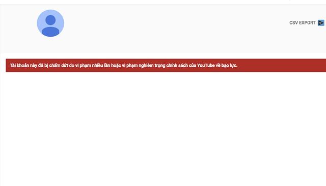 'Thánh chửi' Dương Minh Tuyền bị khóa kênh YouTube 1