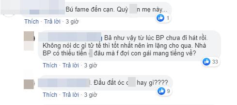 Mẹ ca sĩ Bích Phương bị dân mạng 'ném đá' khi than vãn trên MXH 2