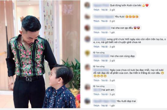Nhận mình 'bảnh' hơn con trai, Phan Hiển bị phản đòn 'cực gắt' 1