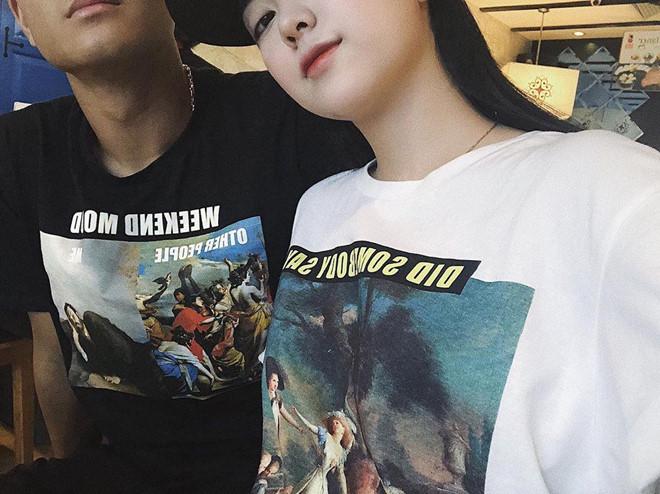 Đăng ảnh tình tứ bên Hà Đức Chinh, bạn gái bị 'ném đá' dữ dội 1