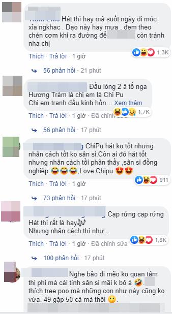 Hương Tràm vẫn 'đá xéo' Chi Pu 'xuyên biên giới' dù đi du học 4