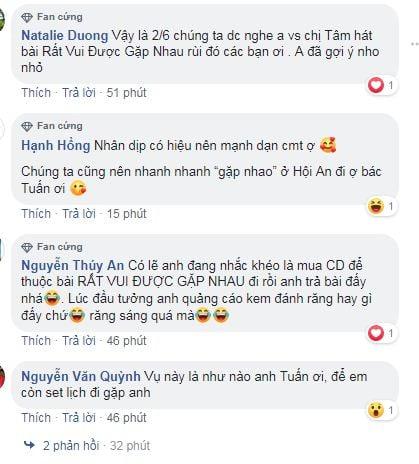 Mỹ Tâm tung album mới, Hà Anh Tuấn lại ẩn ý muốn 'được gặp nhau' 4