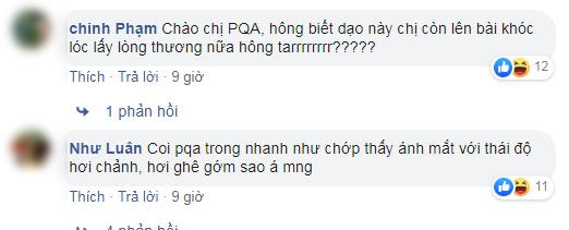 Phạm Quỳnh Anh bất ngờ bị tố giả tạo hậu ly hôn Quang Huy 3