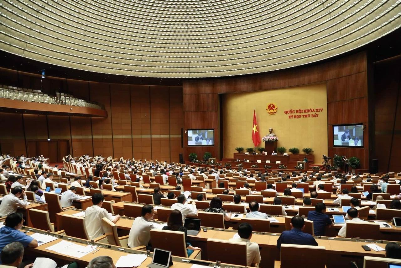 Quốc hội hôm nay thảo luận về kế hoạch KT-XH 1