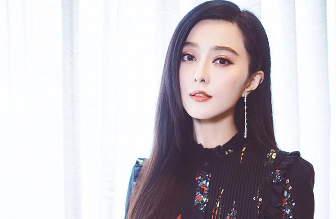 Phạm Băng Băng soán ngôi đầu bảng mỹ nhân đẹp nhất Trung Quốc 1