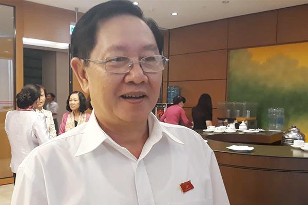 Ông Đoàn Ngọc Hải xin từ chức: Bộ trưởng Bộ Nội vụ nói gì? 1