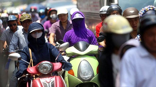 Nơi nắng nóng nhất lịch sử Việt Nam đạt đến 43,4 độ C 1