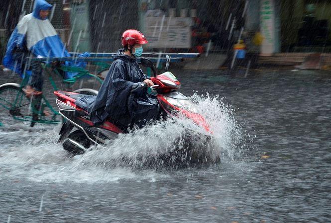 Tin tức thời tiết, dự báo thời tiết mới nhất hôm nay 18/6: Hà Nội mưa dông, giảm nhiệt 1