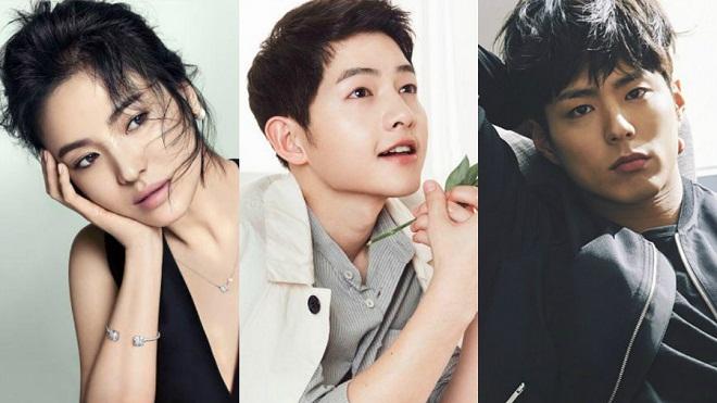 Song Joong Ki chính thức lên tiếng về tin đồn Song Hye Kyo ngoại tình 1