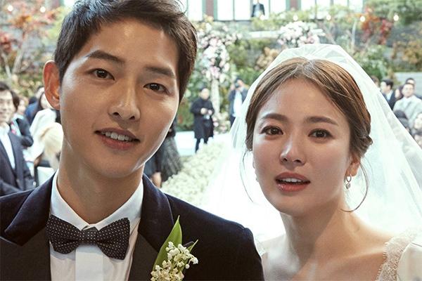 Song Joong Ki chính thức lên tiếng về tin đồn Song Hye Kyo ngoại tình 2