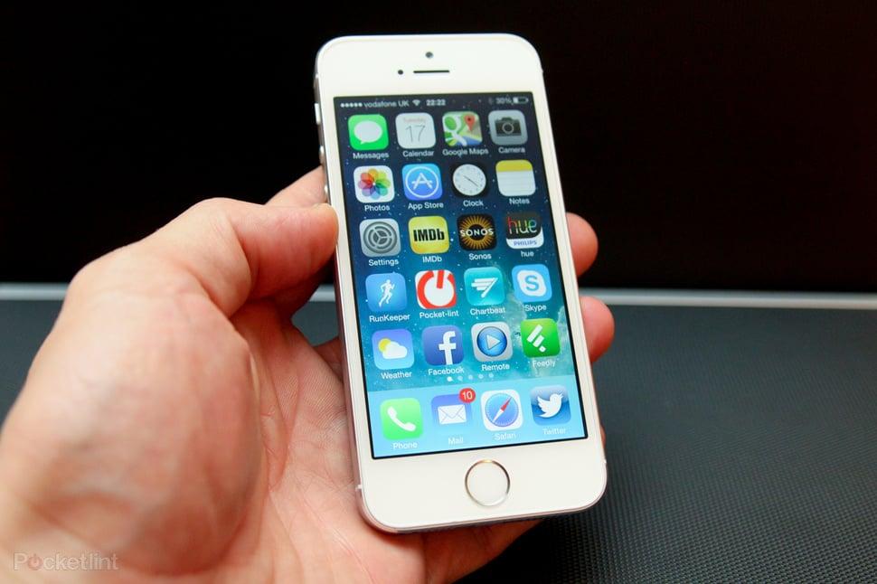 iPhone 5s được hỗ trợ cập nhật iOS nhiều nhất 2