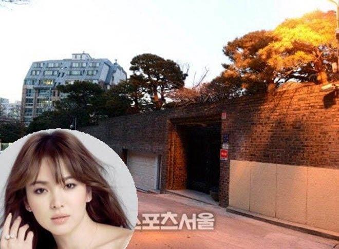 Song Hye Kyo từng là 'trùm nhà đất' trước khi kết hôn cùng Song Joong Ki 1