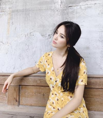 Song Hye Kyo vẫn làm điều này cả trước và sau khi ly hôn 3