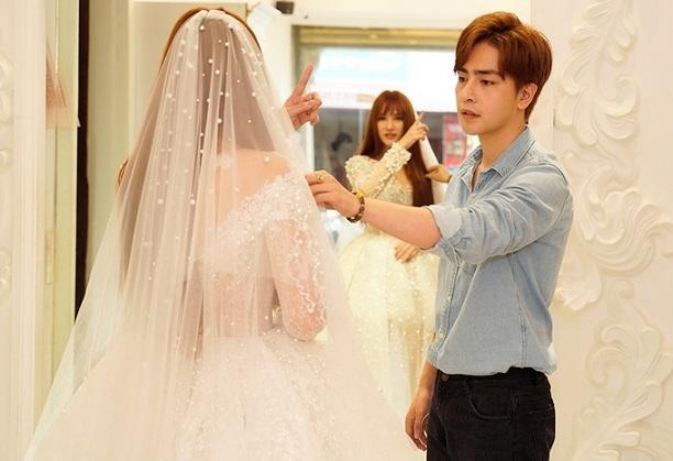 Lộ thông tin thiệp cưới và hôn lễ của ca sĩ Thu Thủy 3