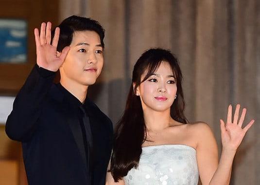 Song Hye Kyo từng bật khóc trước lời cầu hôn của Song Joong Ki 2