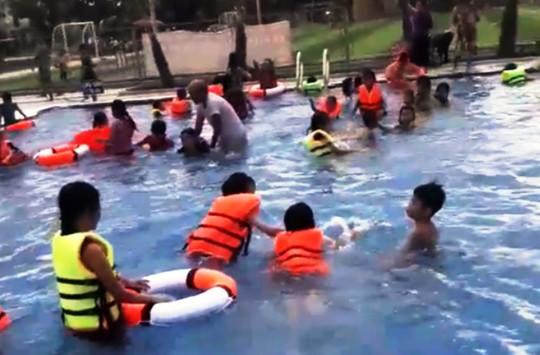 Bé trai 6 tuổi thiệt mạng khi tắm ở bể bơi tư nhân 1
