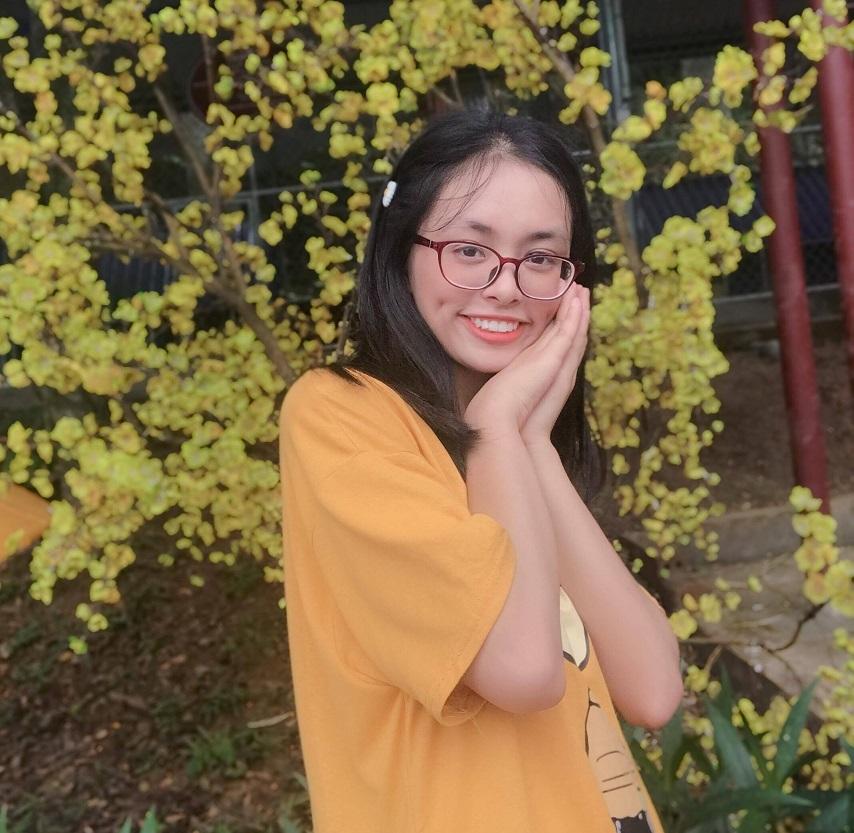 Chân dung nữ sinh Hà Nội có điểm thi khối D cao nhất cả nước 1