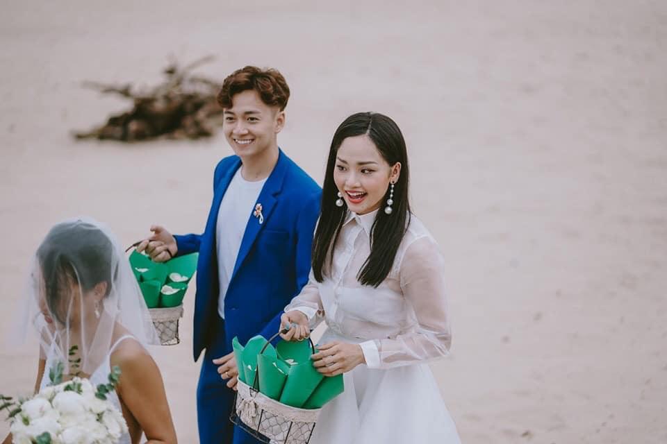 Ngô Kiến Huy, Miu Lê được fan 'đẩy thuyền' vì quá đẹp đôi 1
