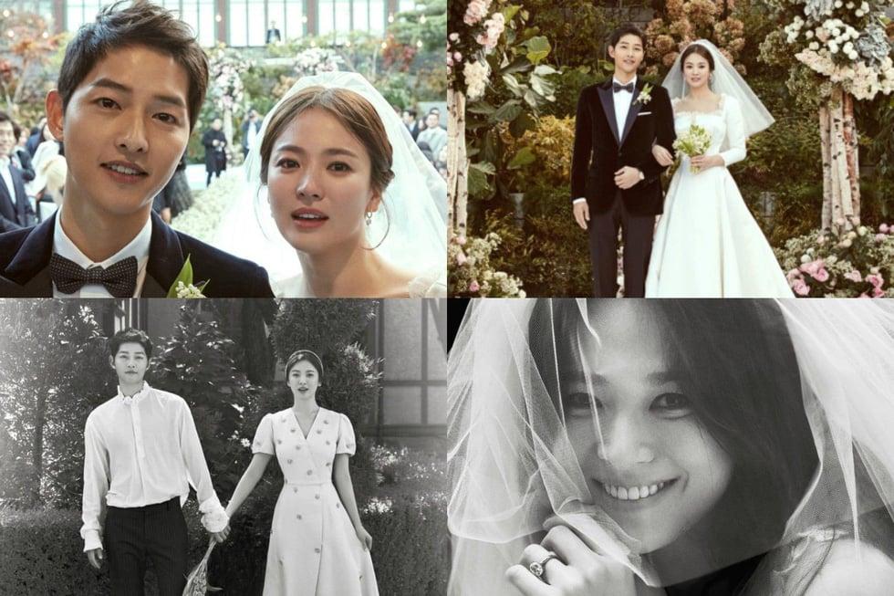 Cuộc hôn nhân của Song Hye Kyo, Song Joong Ki và sự thật 'gây sốc' được tiết lộ 1