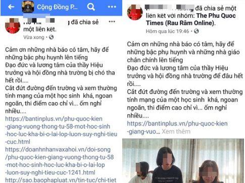 'Á khôi doanh nhân' viết tâm thư gửi Bộ trưởng GD sau ồn ào xúc phạm hiệu trưởng 1