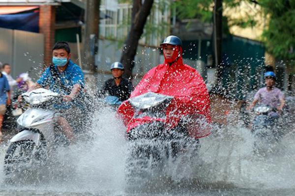 Dự báo thời tiết mới nhất hôm nay 23/7: Miền Bắc đón mưa giải nhiệt 1
