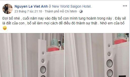 Hé mở chuyện giành nuôi con, vợ cũ Việt Anh 'đáp trả' gay gắt 2