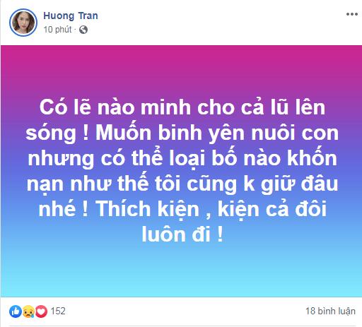 Hé mở chuyện giành nuôi con, vợ cũ Việt Anh 'đáp trả' gay gắt 1