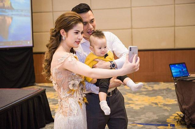 Hé mở chuyện giành nuôi con, vợ cũ Việt Anh 'đáp trả' gay gắt 3