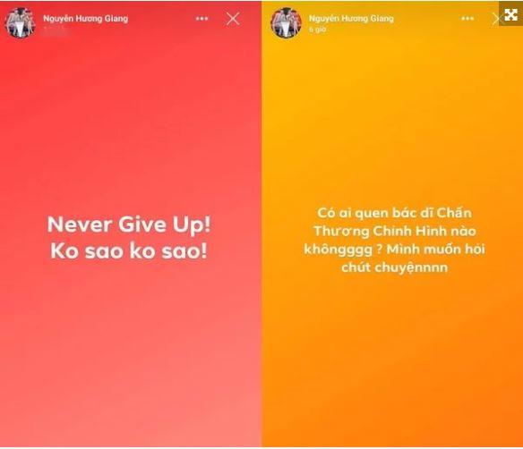 Úp mở dự án mới, Hương Giang khiến fan lo lắng vì luyện tập đến mức chấn thương 2
