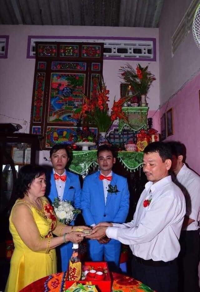 Loạt ảnh cưới của cặp đôi đồng tính nam gây 'bão mạng' 4