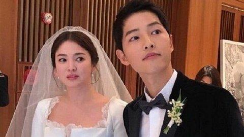 Song Hye Kyo từng viết tâm thư gửi Song Joong Ki tha thiết đến thế này 3
