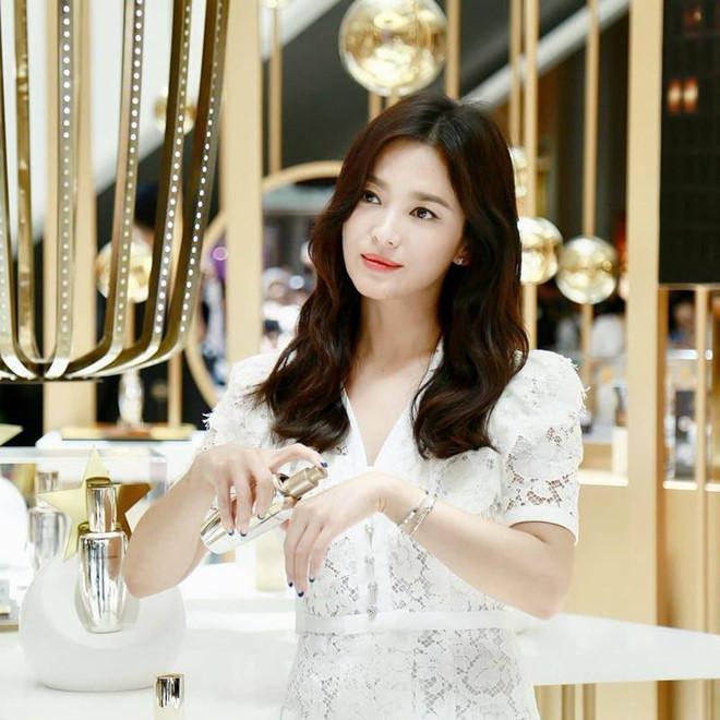 Song Hye Kyo vẫn ở đỉnh cao BXH nhan sắc dù trải qua sóng gió hậu ly hôn 3