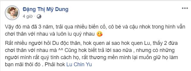 MiDu lần đầu lên tiếng về lý do không thể yêu Harry Lu dù bị 'thả thính' 2
