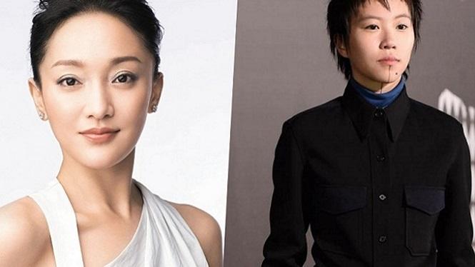 Rộ tin đồn Châu Tấn đính hôn với  Đậu Tĩnh Đồng 3