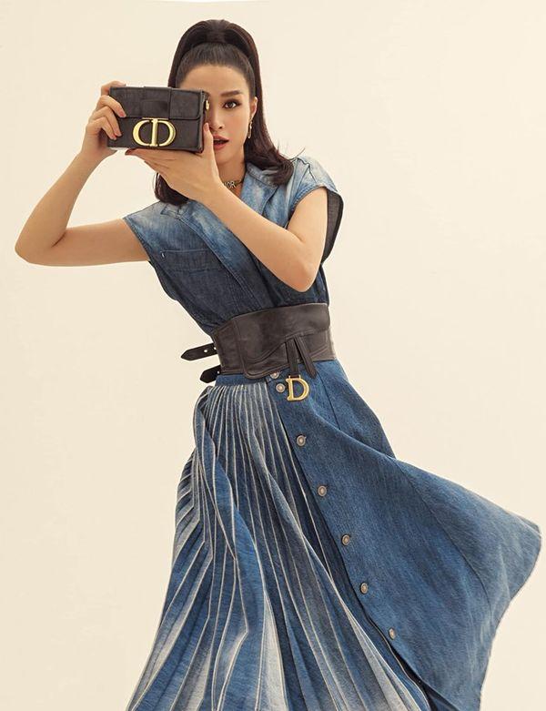 Đông Nhi 'chơi lớn' trước kết hôn khi hóa fashionista  3