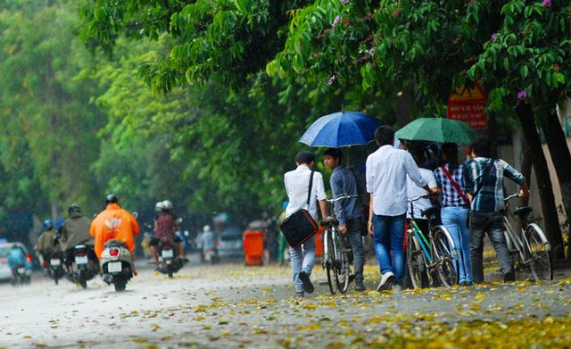 Dự báo thời tiết mới nhất hôm nay 23/8: Hà Nội tiết trời mát mẻ 1