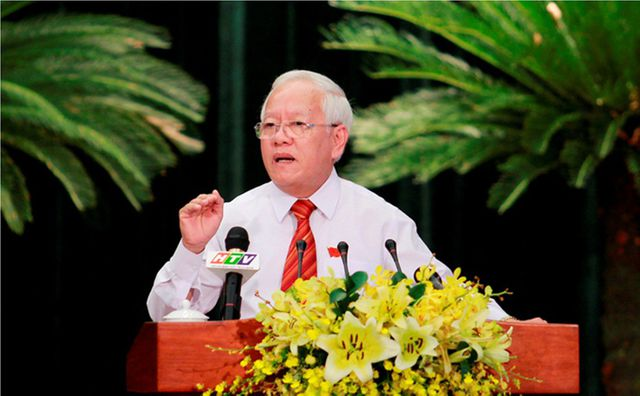 Kiến nghị xử lý nguyên Chủ tịch UBND TP HCM Lê Hoàng Quân 1