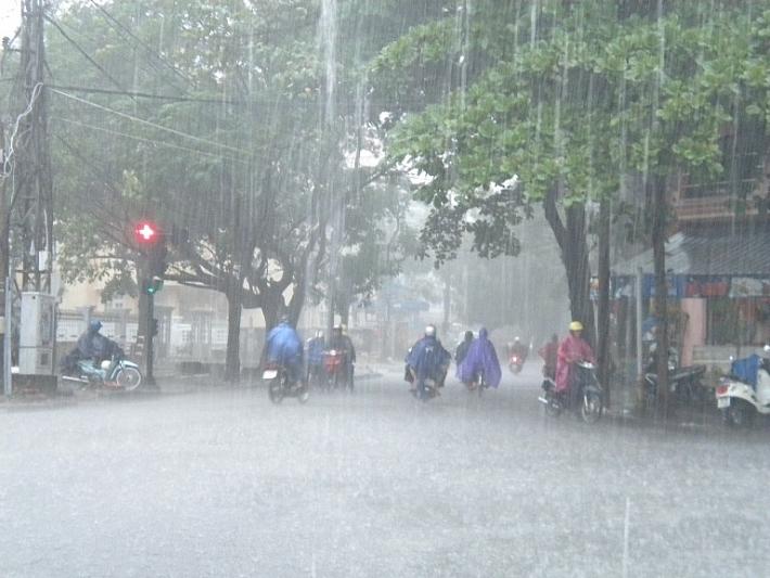 Dự báo thời tiết mới nhất hôm nay 29/8: Bắc Bộ mưa lớn trước bão số 4 1