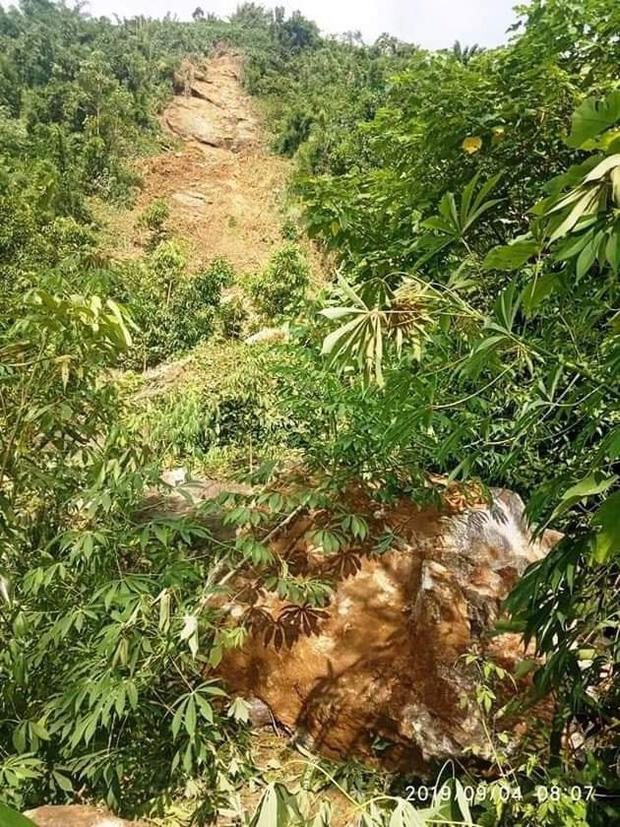 Sạt lở đất ở Yên Bái, 4 người thương vong 1