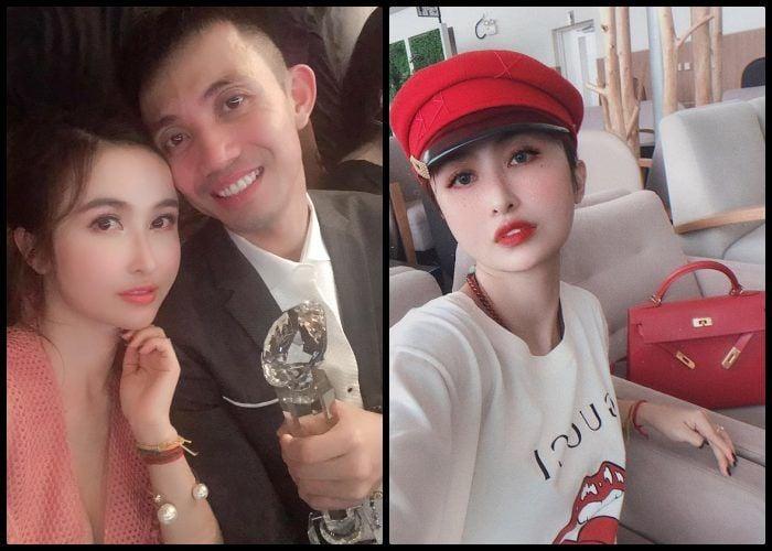 Vợ hai đại gia Minh Nhựa và màn 'ảo thuật nhan sắc' khiến dân tình chóng mặt 3