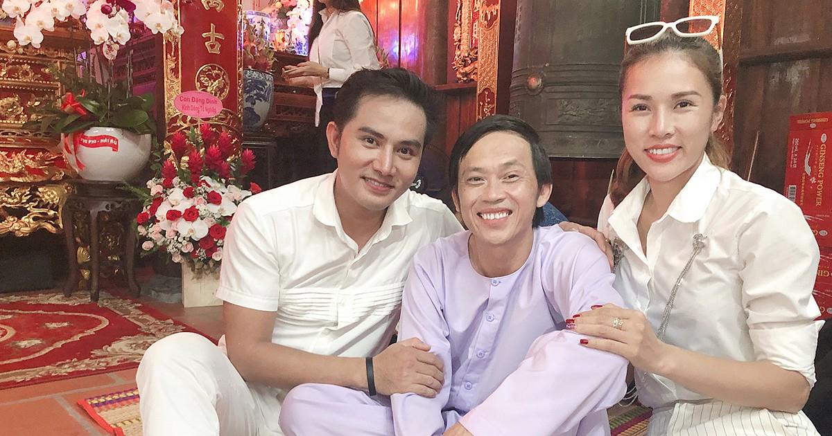 Mối tình khắc cốt ghi tâm của danh hài Hoài Linh và diễn viên Thiên Bảo 1