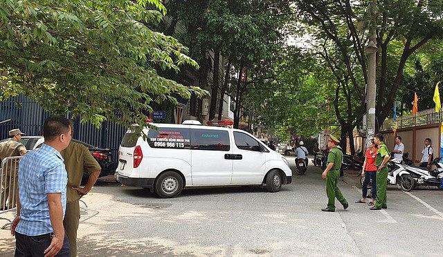 Tình tiết bất ngờ vụ 2 nữ sinh bị sát hại tại phòng trọ ở Hà Nội 1