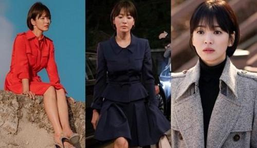 Song Hye Kyo và những lần khiến fan ngất lịm với gout thời trang tinh tế 5