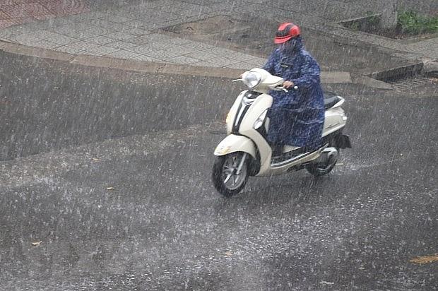Dự báo thời tiết mới nhất hôm nay 19/9: Bắc Bộ mưa lớn diện rộng 1