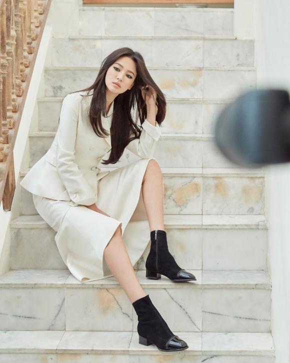 Song Hye Kyo bất ngờ tái xuất MXH hậu 3 tháng ly hôn Song Joong Ki 1