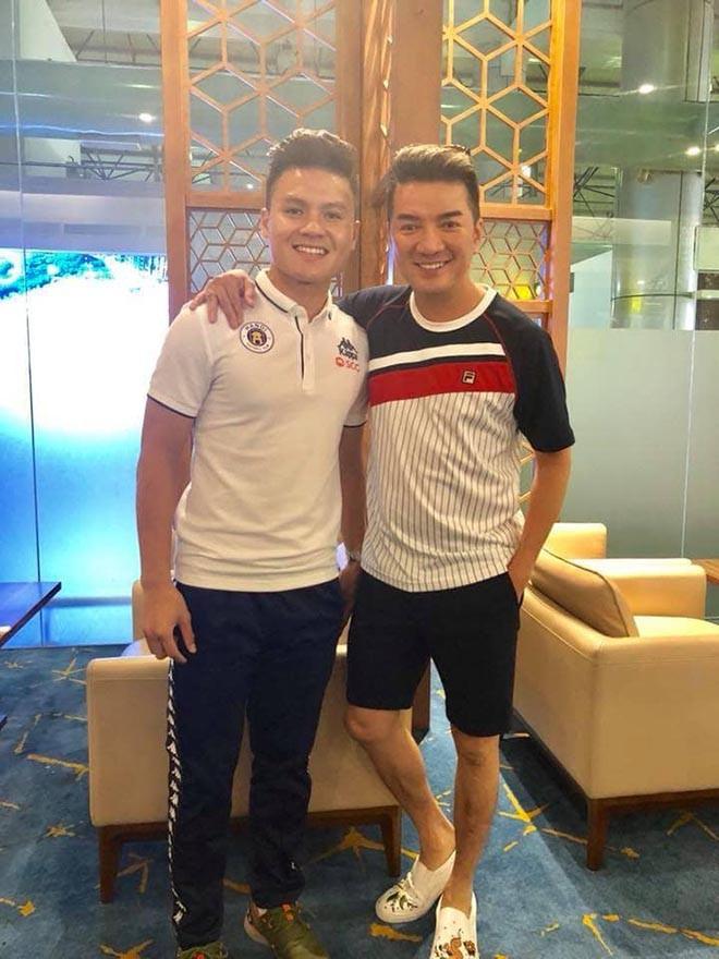 Quang Hải bất ngờ tiết lộ người phụ nữ của đời mình sau bàn thắng trước Malaysia 1