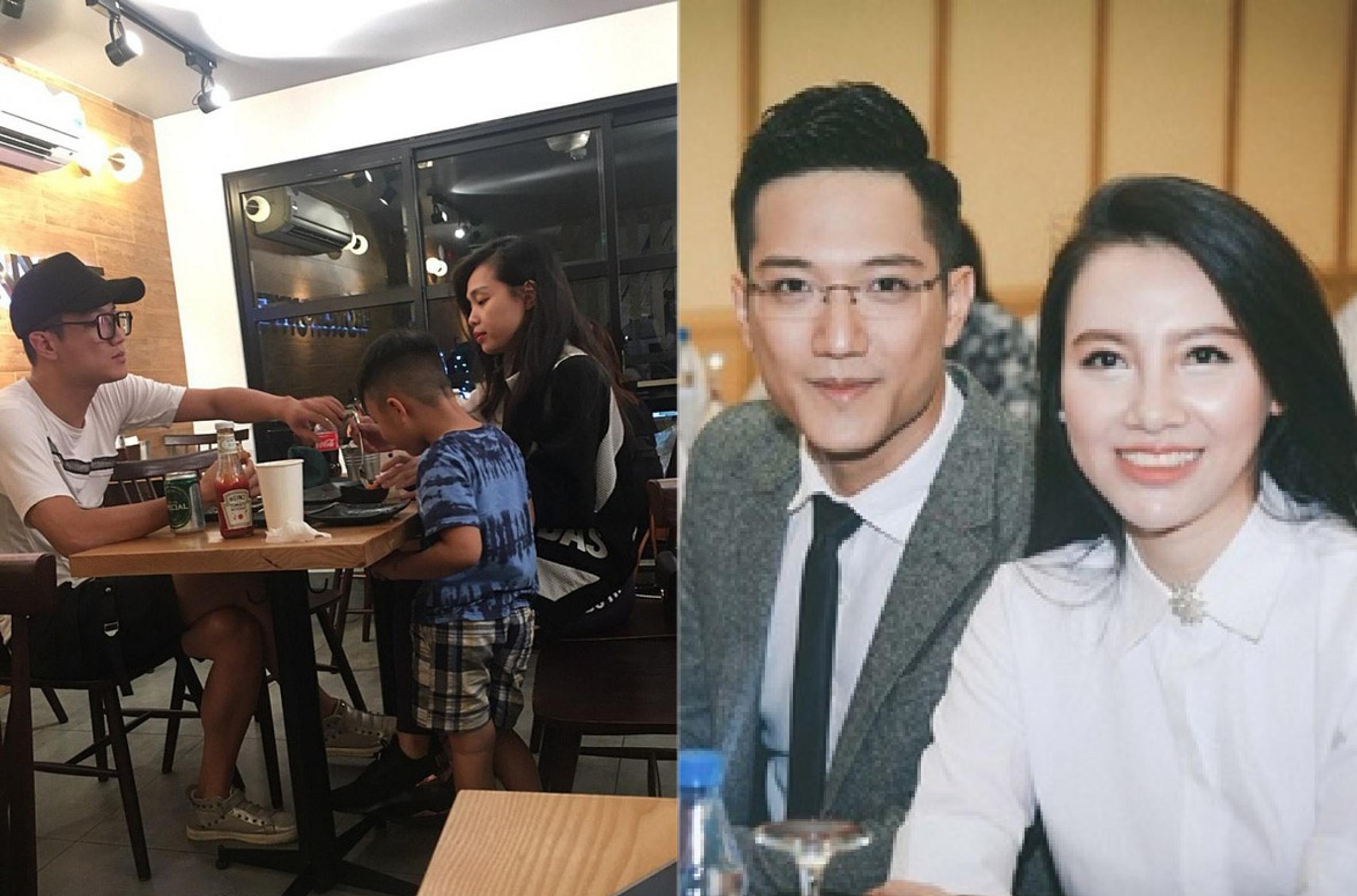 Chí Nhân lần đầu lên tiếng về nghi vấn chia tay Minh Hà, cặp kè gái lạ 2